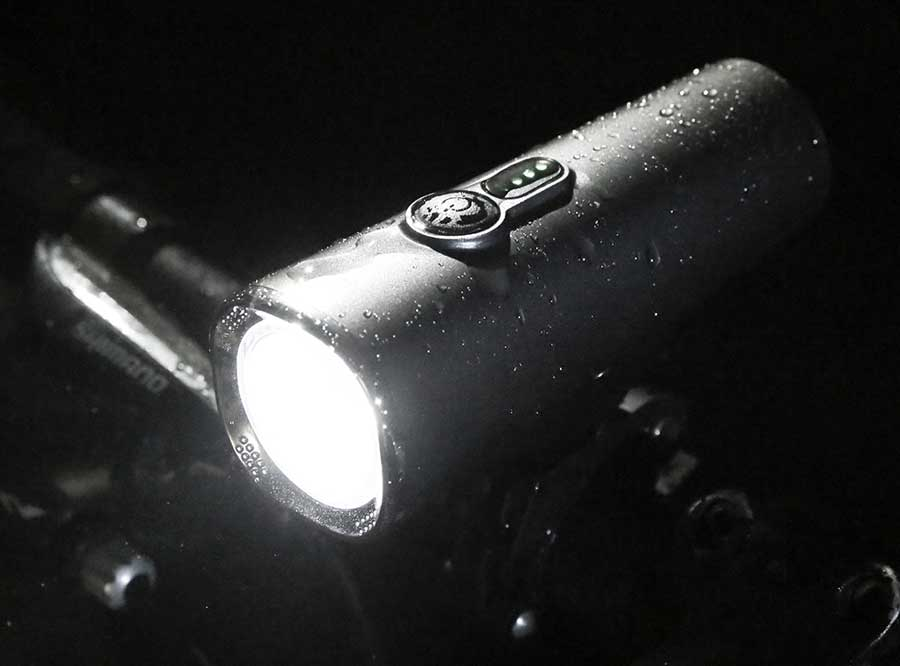 600 Lumen USB rechargeable bicycle headlight LF-06