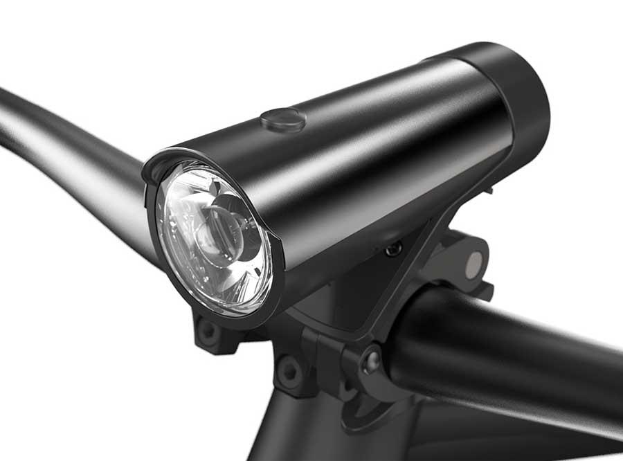 Sate-lite StVZO rechargeable bike headlight/ bicycle light LF-01