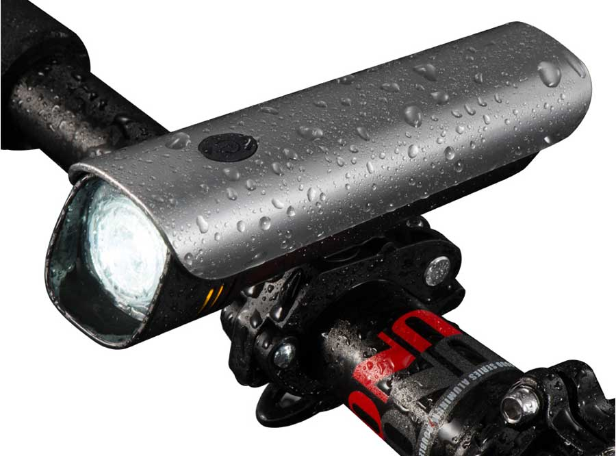 Sate-lite StVZO rechargeable bike front light/ bicycle headlight LF-04