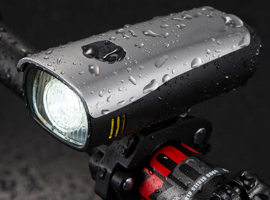 Sate-Lite StVZO rechargeable bicycle headlight/ bike front light LF-10