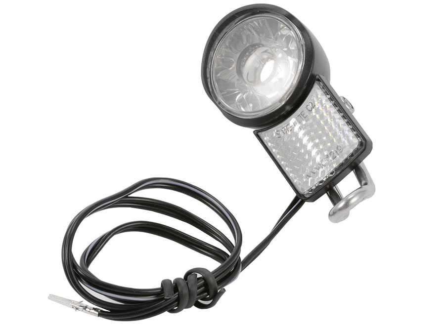 Sate-Lite e-scooter/ ebike/ hub dynamo front light with Germany StVZO approved C2