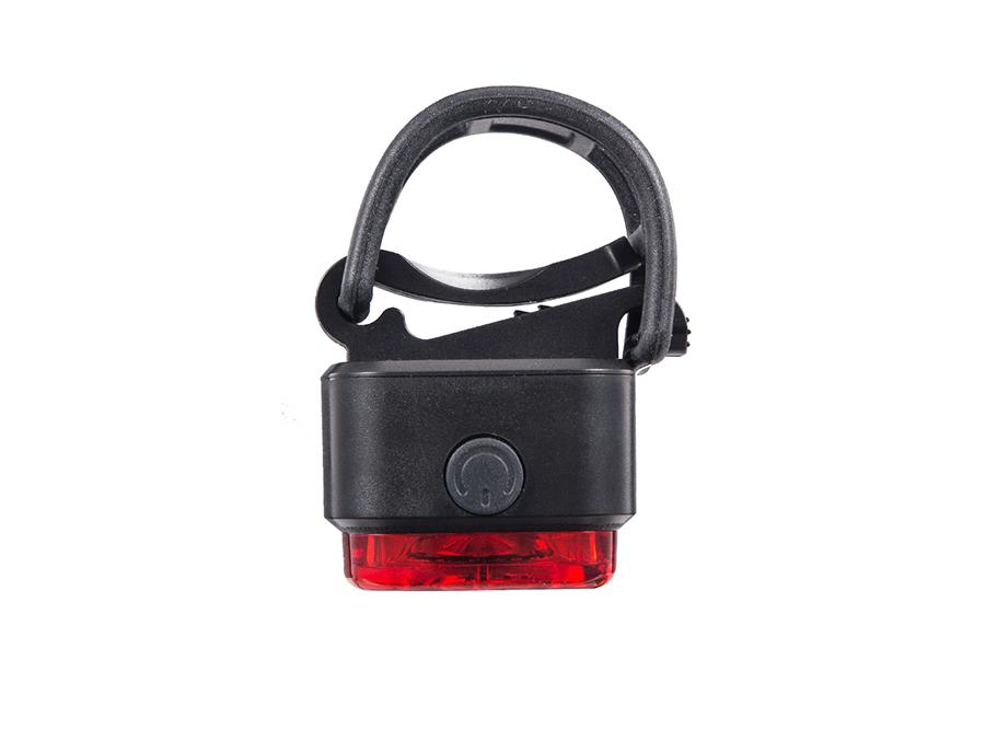 2019 Sate-Lite USB rechargeable rear light German StVZO standard IPX-5 waterproof