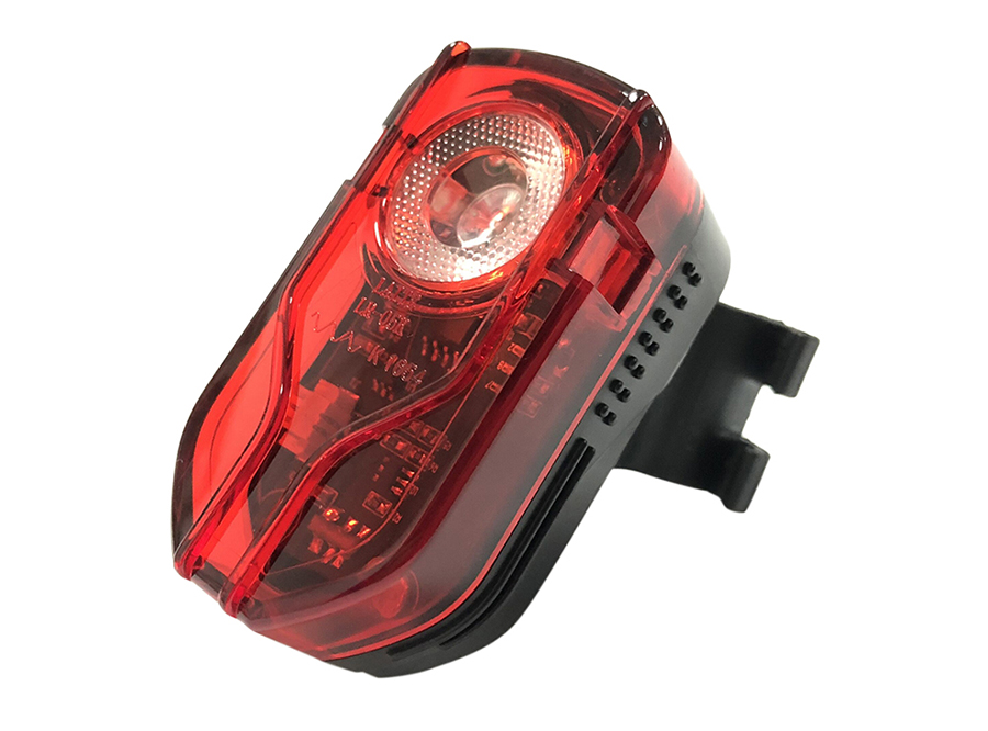 2019 sate-lite 100 lumen USB rechargeable rear light German StVZO certificate IPX-5 waterproof