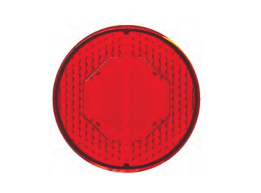 Rear Reflector 123R